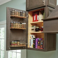 Wall Cabinets Schrock Cabinets
