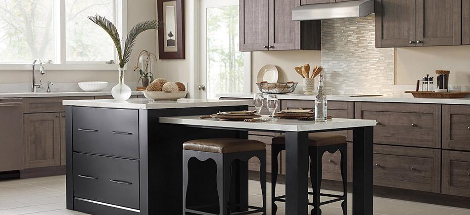 Semi Custom Cabinets for Kitchens & Bathrooms - Schrock