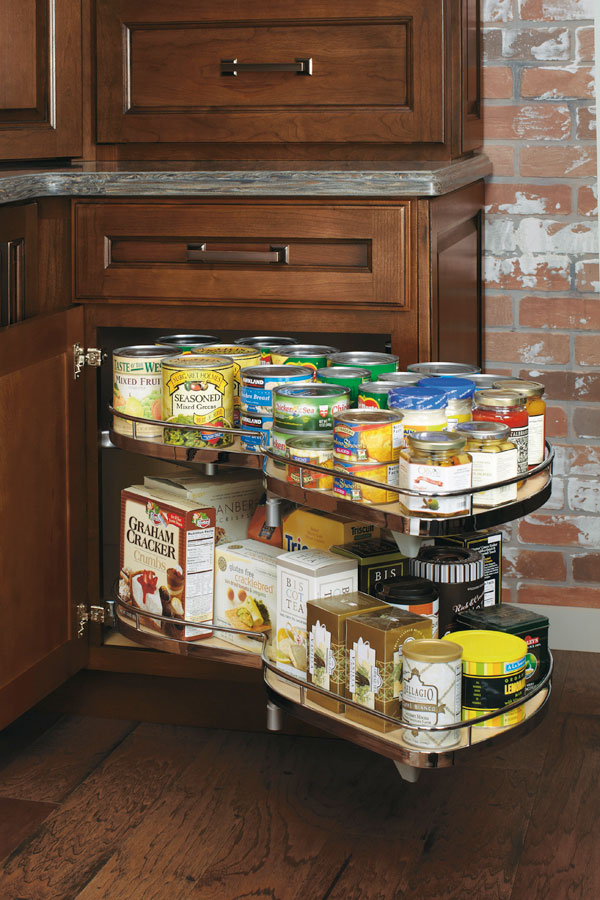 Kitchen Cabinet Organization Products - Schrock