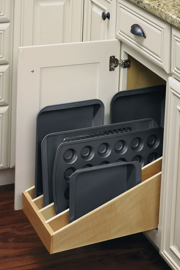 Tray Divider Schrock Cabinetry