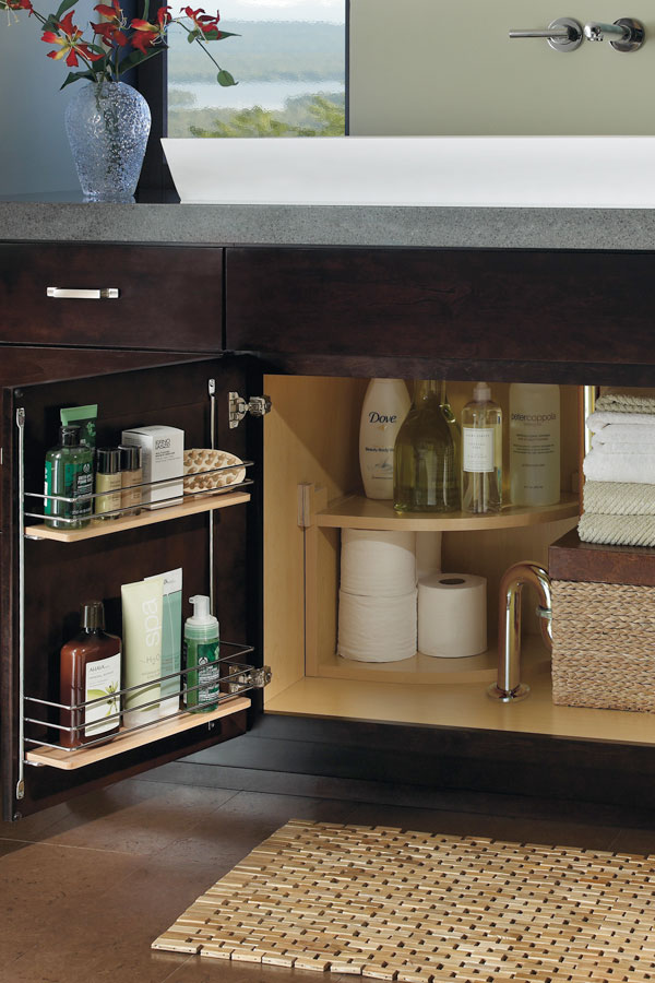 . Vanity Sink Base Super Cabinet   Schrock Cabinetry