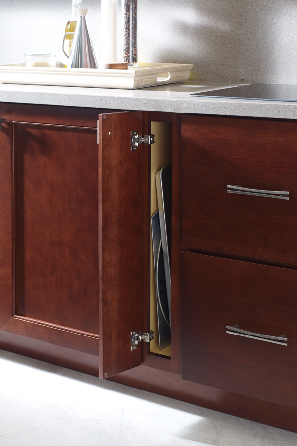 kitchen base cabinets.  6 Inch Full Height Single Door Base Cabinet Schrock