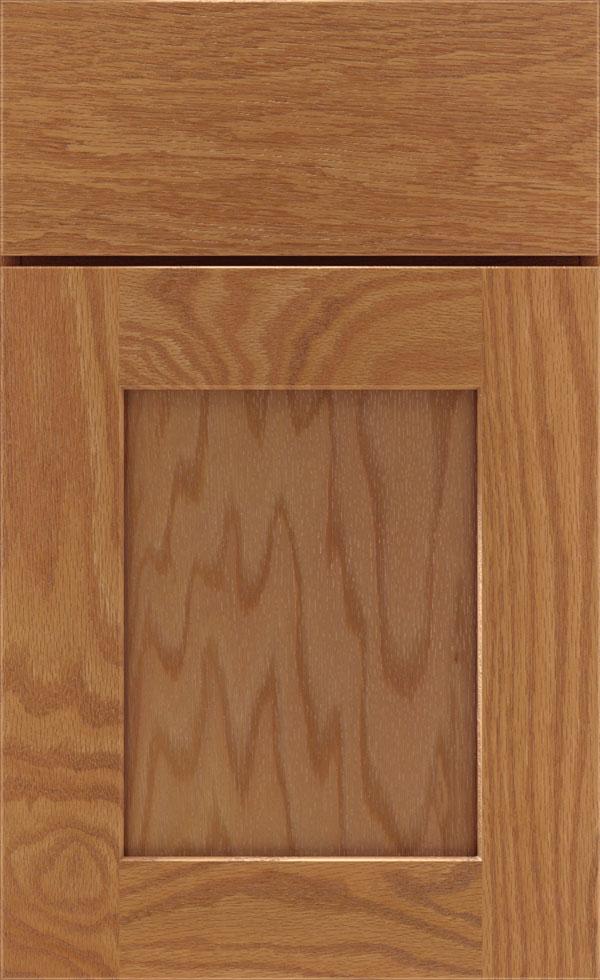 Sahara Cabinet Finish On Oak Schrock Cabinetry