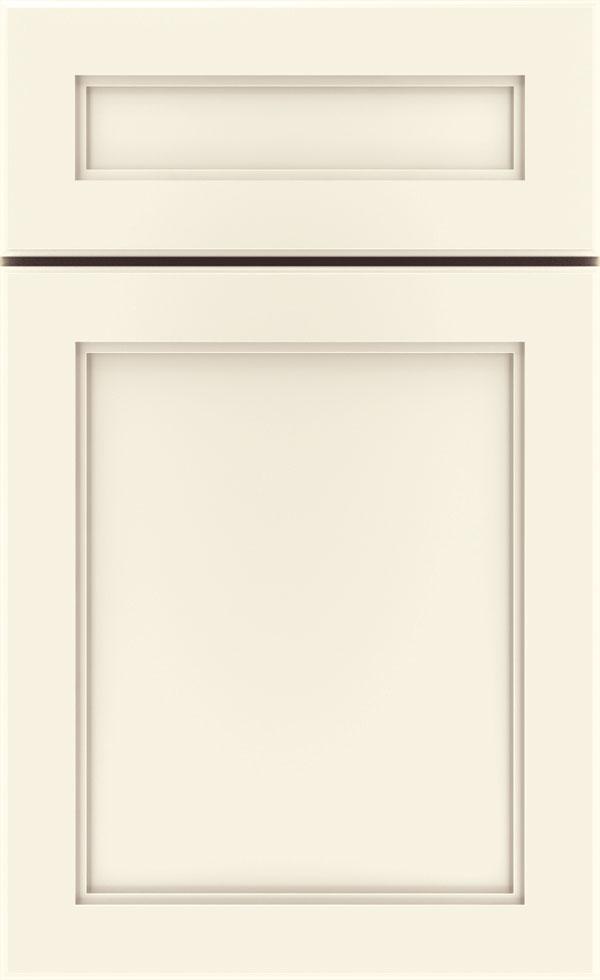 Schrock White Kitchen Cabinets