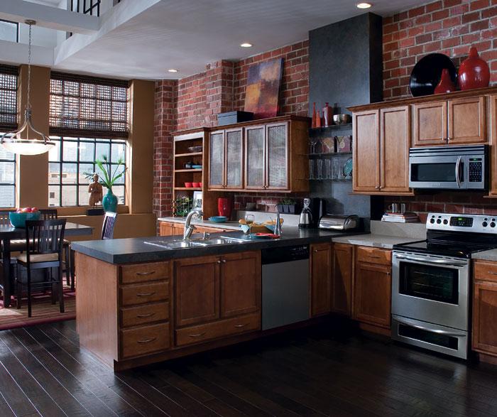 Maple Kitchen Cabinet Doors: Brookshire Cabinet Door Style