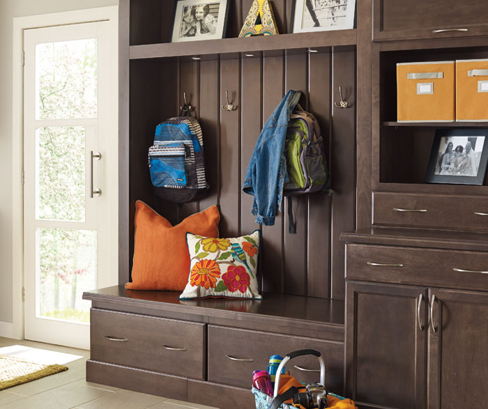 ... Entry Cabinets By Schrock Cabinetry ...