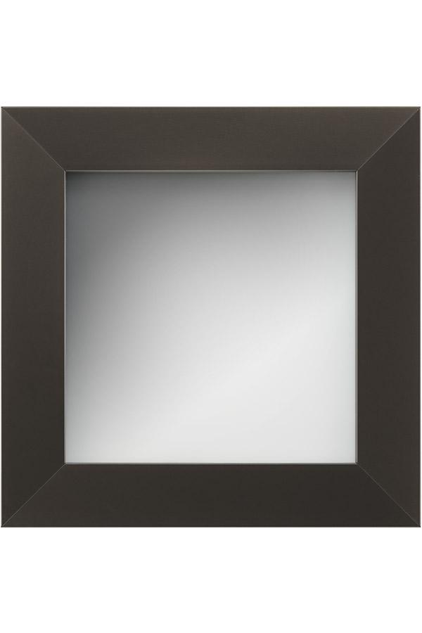 Oil Rubbed Bronze Aluminum Frame Cabinet Door   Schrock