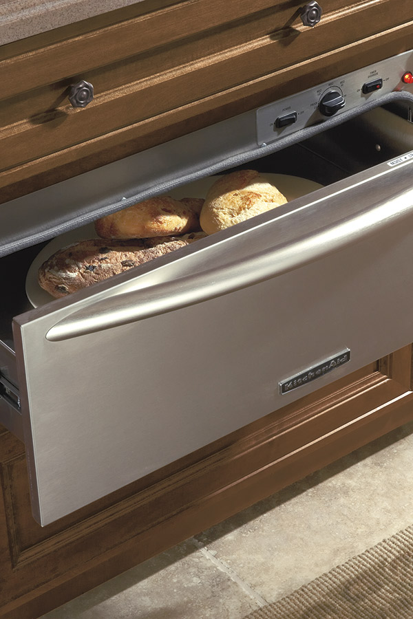 warming drawer cabinet